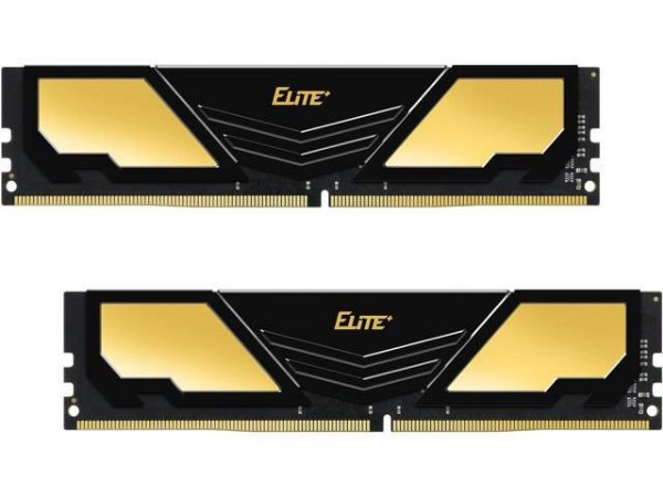 Memória DDR4 8Gb 2400 Team Group Elite Black