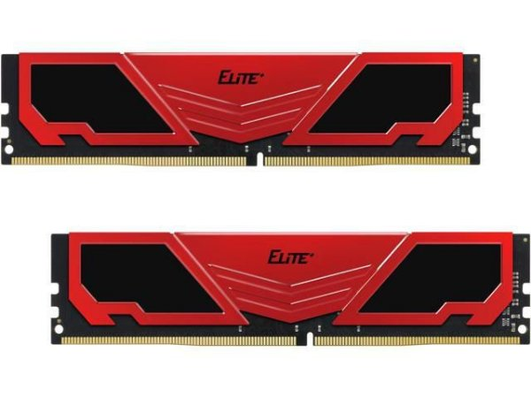 Memória DDR4 8Gb 2400 Team Group Elite Red