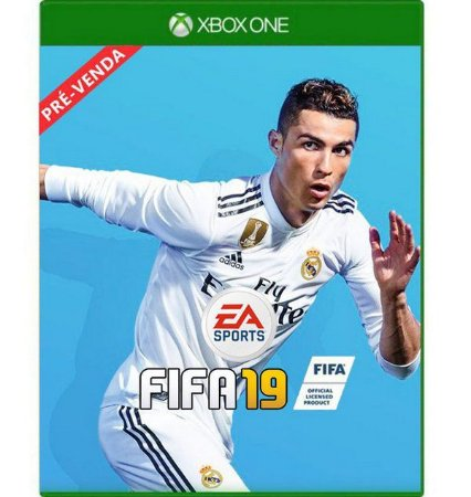 Pré-Venda Fifa 19 Xbox One