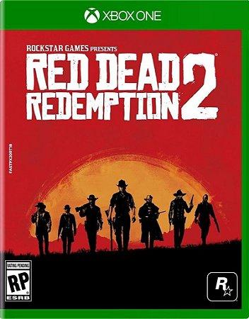 Pré-Venda Red Dead Redemption 2 Xbox One