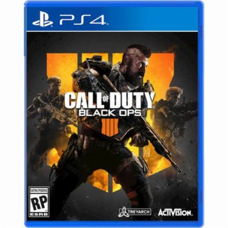 Pré-Venda Call of Duty: Black Ops 4 Ps4