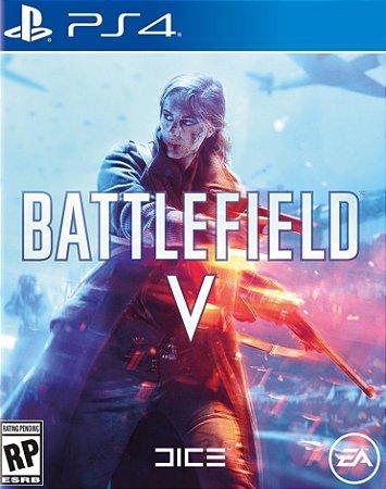 Pré-Venda BattleField V Ps4