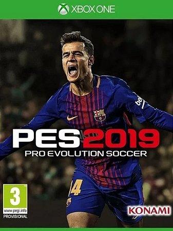 PES 2019 Xbox One