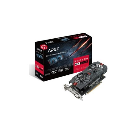 GPU RX 560 4GB D5 ASUS AREZ-PH-