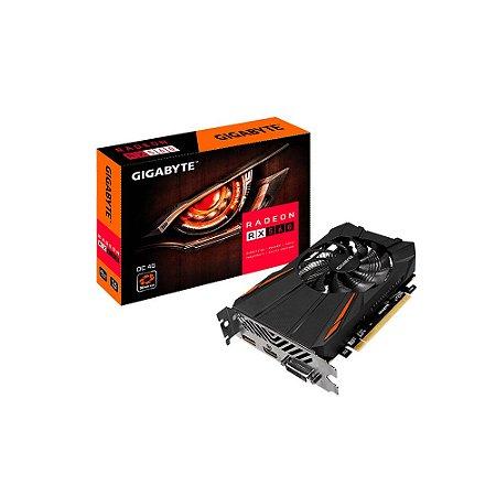GPU RX 560 4GB OC GDDR5 GIGABYTE GV-RX560OC-4GD REV2.0