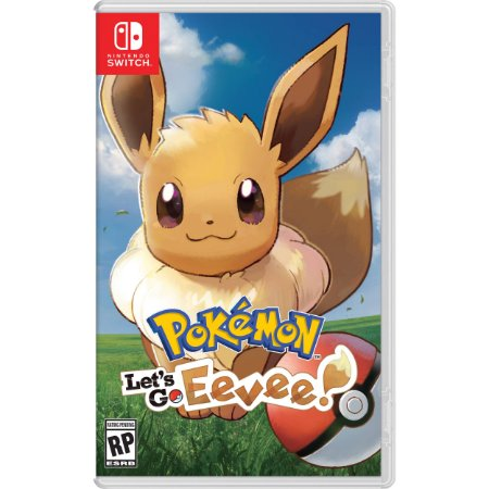 POKEMON: LETS GO EEVEE - SWITCH