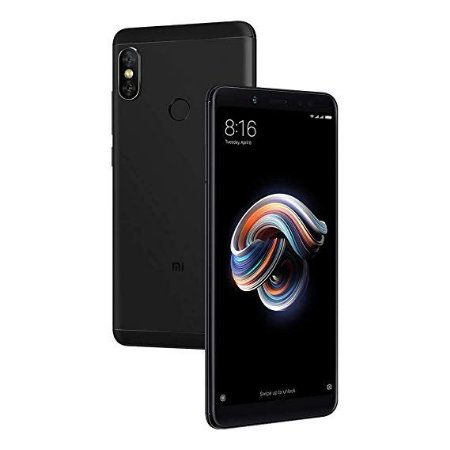 Celular Xiaomi Redmi Note 5 Dual Chip 64gb 4gb Ram - Preto