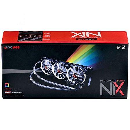 WATER COOLER NIX 360MM PWC360H40PTRGB -