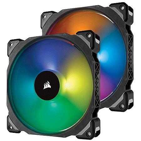 FAN P/ GABINETE ML140 RGB CO-9050078-WW