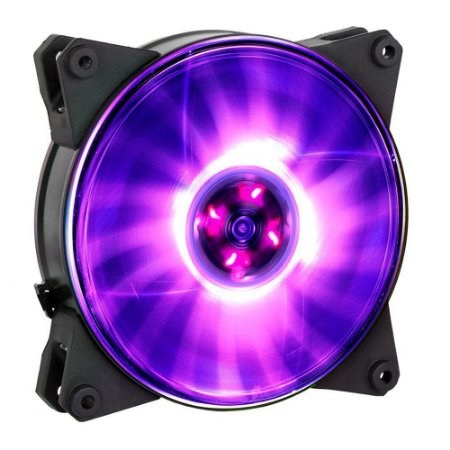 FAN P/ GABINETE MasterFan PRO 120 RGB