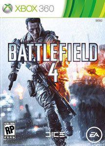 Battlefield 4 Xbox 360 (Semi-novo)