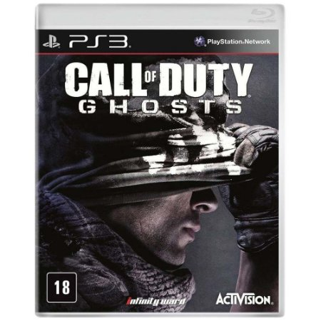 Call of Duty Ghosts Ps3 (Semi-Novo)