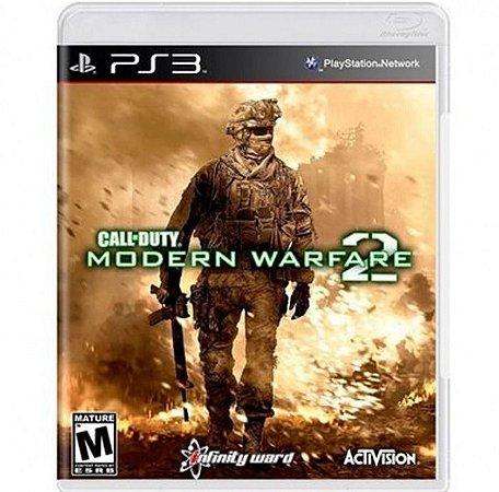 Call of Duty Modern Warfare 2 Ps3 (Semi-Novo)