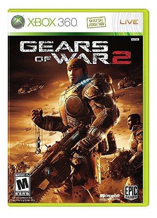 Gears of War 2 Xbox 360 (Semi-Novo)