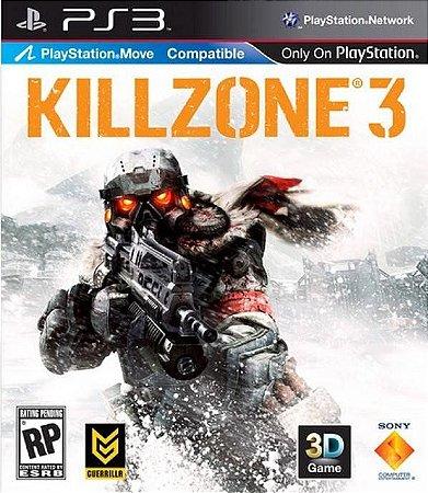 Killzone 3 Ps3 (Semi-Novo)