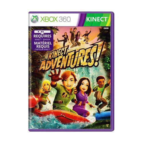 Kinect Aventures Xbox 360 (Semi-Novo)
