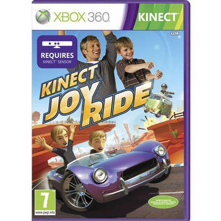 Kinect Joy Ride Xbox 360 (Semi-Novo)