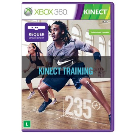 Kinect Training Xbox 360 (Semi-novo)