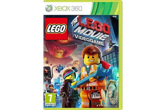 Lego Movie Xbox 360 (Semi-Novo)