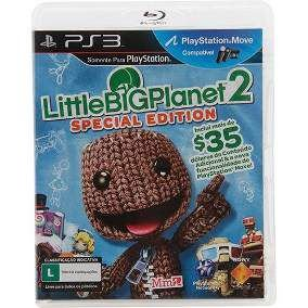 Little Big Planet 2 Special Edition Ps3 (Semi-Novo)