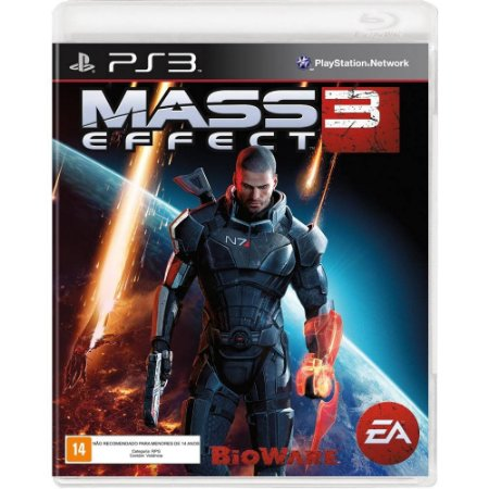 Mass Effect 3 Ps3 (Semi-Novo)