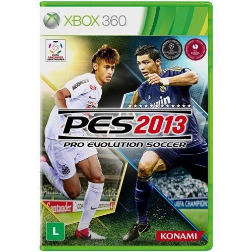 PES 2013 Xbox 360 (Semi-Novo)