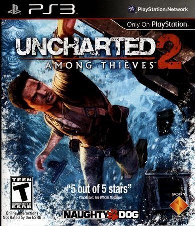 Uncharted 2 Among Thieves Ps3 (Semi-Novo)