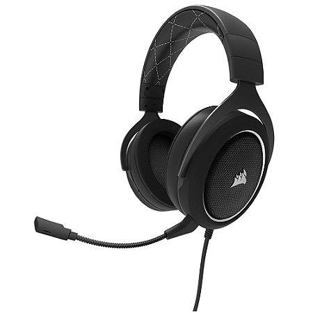 Headset Corsair HS60 Gaming Virtual 7.1 Surround Carbon
