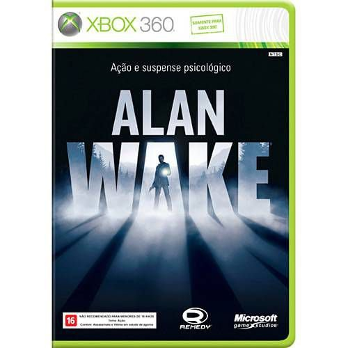 Alan Wake (Semi-novo)