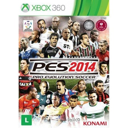 PES 2014 (Semi-novo)