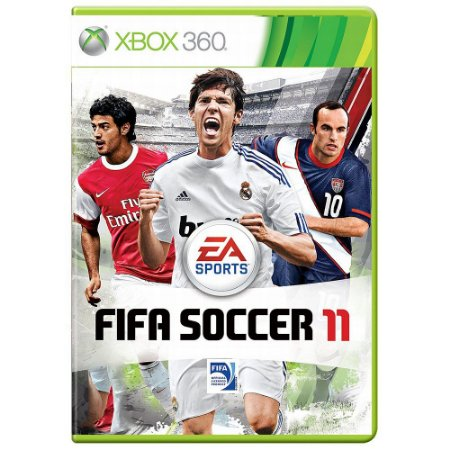 Fifa Soccer 2011 (Semi-novo)