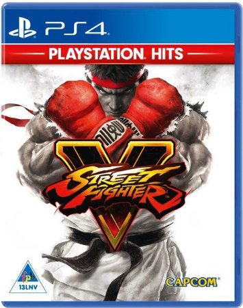 STREET FIGHTER V PLAYSTATION HITS - PS4