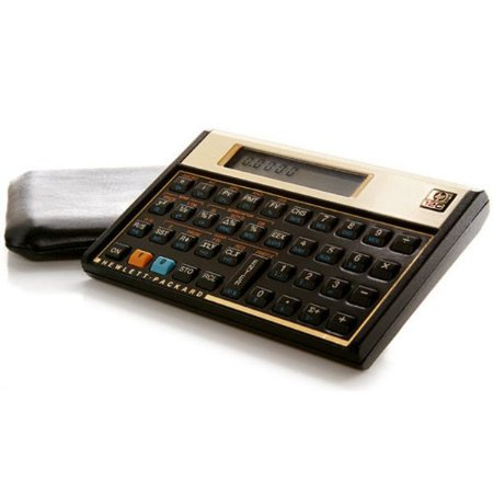 Calculadora HP 12C Gold Financeira