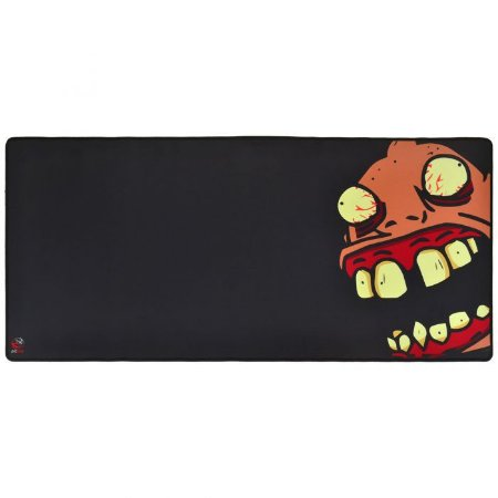 Mouse Pad Huebr Preto Extended 900X420Mm