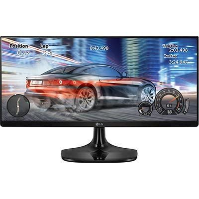 "MONITOR 25"" LED LG - FHD - WIDESCREEN - HDMI - 25UM58-P.AWZ"