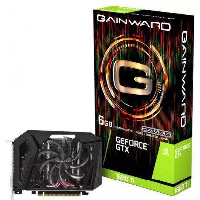 GTX1660TI 6GB PEGASUS OC GDDR6 192B GAINWARD