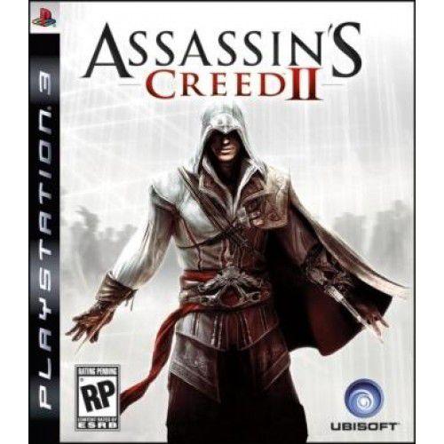 Playstation 3 Assassin's Creed II (Semi-Novo)