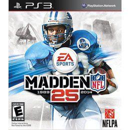 Playstation 3 Madden 25 (Semi-Novo)