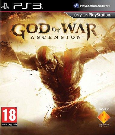 Playstation 3 God of War Ascension (Semi-Novo)