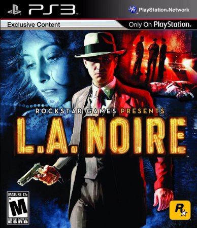 Playstation 3 L.A. Noire (Semi-Novo)