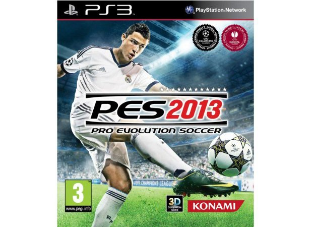 Playstation 3 PES 2013 (Semi-Novo)