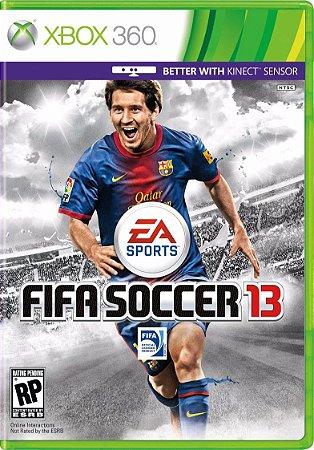 Fifa 13 Xbox 360 (Semi-Novo)