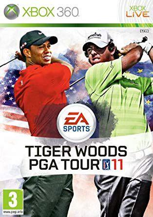 Tiger Woods PGA Tour 11 Xbox 360 (Semi-Novo)