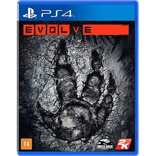 Evolve Ps4 (Semi-Novo)