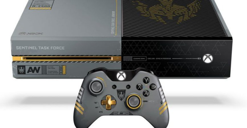 Xbox One 1 TB (Edição Especial Cal of Duty) (Semi-Novo)
