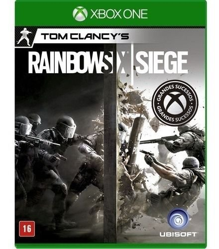 Rainbow Six Siege Semi Novo - Xbox One