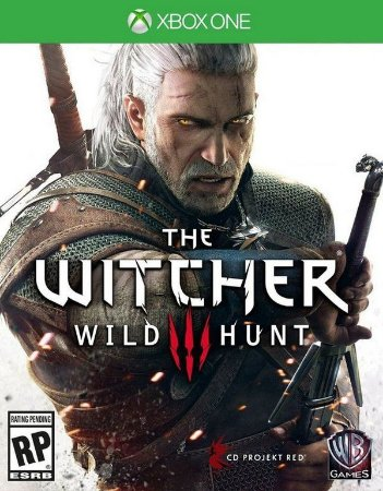 The Witcher 3 Semi Novo - Xbox One