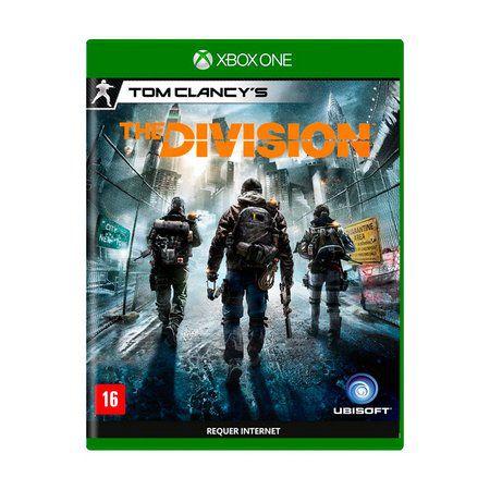The Division Semi Novo - Xbox One