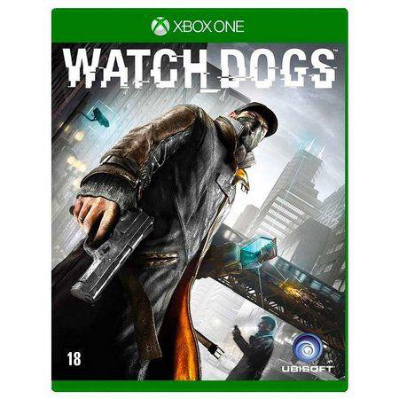 Watch Dogs Semi Novo - Xbox One