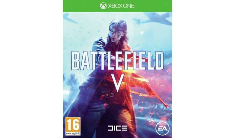 Battlefield 5 Semi Novo - Xbox One